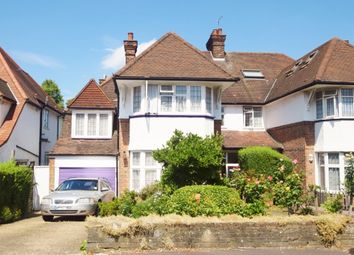Thumbnail 5 bed semi-detached house for sale in Armitage Road, Golders Green