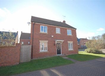 Thumbnail 4 bed detached house to rent in The Jubilee, Southwell