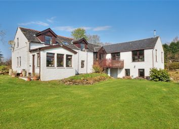 Thumbnail 3 bed detached house for sale in The Cottage, Inverfolla Mill Croft, Appin