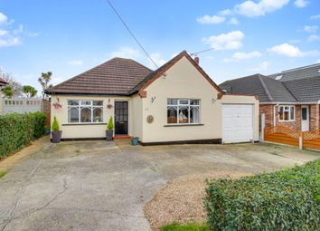 Thumbnail 3 bed detached bungalow for sale in Kents Hill Road, Benfleet