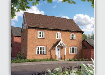 "Thumbnail 4 bed detached house for sale in ""The Welford"" at Bishopton Lane, Bishopton, Stratford-Upon-Avon"