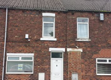 Thumbnail 2 bed terraced house for sale in St. Aidans Terrace, Trimdon Station, County Durham