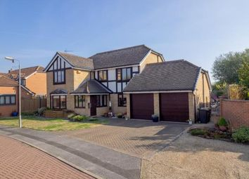 Thumbnail 4 bed detached house for sale in Musters Croft, Riverview Gardens, Colwick, Nottingham