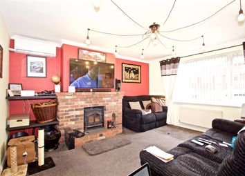 Thumbnail 3 bed semi-detached house for sale in Oak Road, Great Cornard, Sudbury