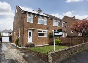 Thumbnail 4 bedroom semi-detached house for sale in Highgate Avenue, Lepton, Huddersfield