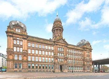 Thumbnail 2 bed flat to rent in 95 Morrison Street, Glasgow