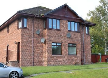 Thumbnail 1 bed flat for sale in Dave Barrie Avenue, Larkhall, South Lanarkshire