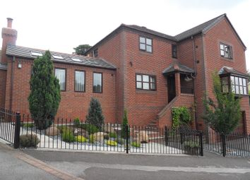Thumbnail 4 bed detached house for sale in Alfreton Road, Little Eaton, Derby