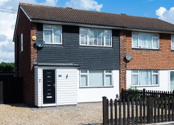 Thumbnail 3 bed semi-detached house for sale in Lower Gravel Road, Bromley