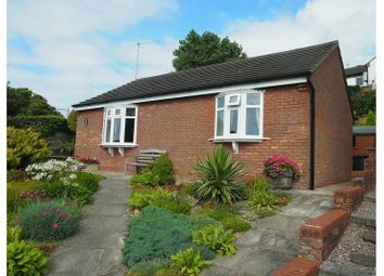 Thumbnail 2 bed detached bungalow for sale in Wemyss Close, Heysham, Morecambe
