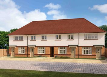 "Thumbnail 3 bed terraced house for sale in ""Ledbury 3"" at Mill Lane, Hauxton, Cambridge"