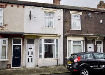Thumbnail 2 bedroom terraced house for sale in Herbert Street, Middlesbrough
