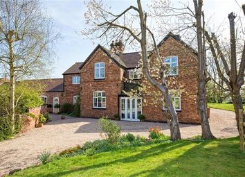 Thumbnail 5 bed farmhouse for sale in Main Street, Orton-On-The-Hill, Atherstone