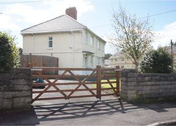 Thumbnail 3 bed semi-detached house for sale in Cae Gwyn Road, Pontarddulais