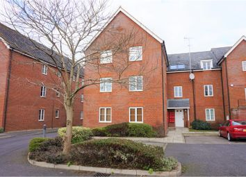 Thumbnail 2 bed flat for sale in Hughes Croft, Bletchley
