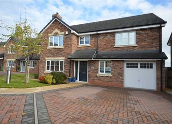 Thumbnail 5 bed detached house for sale in Hammond Rise, Tittensor, Stoke-On-Trent