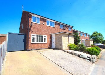 3 bed semi-detached house for sale in Rookery Lane, Groby, Leicester LE6