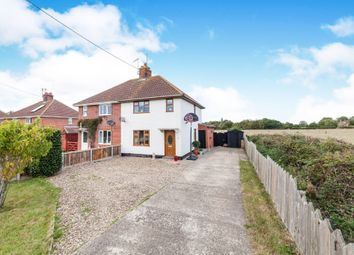 Thumbnail 3 bed semi-detached house for sale in Ilketshall St. Andrew, Beccles, Suffolk