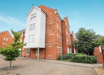 Thumbnail 2 bedroom flat for sale in Florey Gardens, Aylesbury