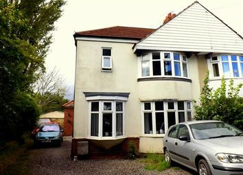 Thumbnail 4 bedroom semi-detached house for sale in Worksop Road, Barlborough, Chesterfield