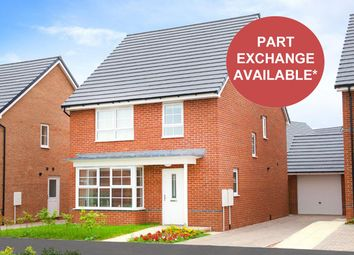 "Thumbnail 4 bed detached house for sale in ""Chesham"" at Acacia Way, Edwalton, Nottingham"