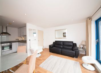 Thumbnail 1 bedroom flat to rent in Westgate Apartments, 14 Western Gateway, London