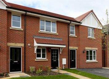 Thumbnail 2 bed mews house for sale in Hill Top Grange, Davenham, Northwich, Cheshire