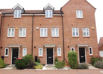 Thumbnail 3 bed town house for sale in Amarella Lane, Kirkby-In-Ashfield, Nottingham