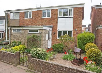 Thumbnail 3 bed end terrace house for sale in Glenwood, Llanedeyrn, Cardiff