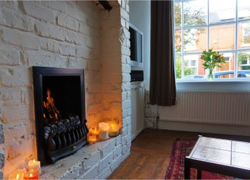 Thumbnail 2 bed terraced house for sale in Attercliffe Road, Chorlton, Manchester