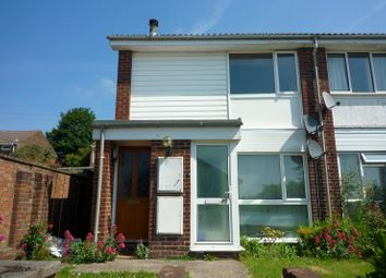 Thumbnail 1 bed flat to rent in Weyhill Close, Portchester, Fareham