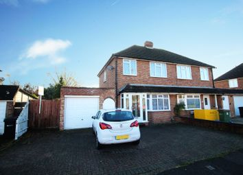Thumbnail 3 bed semi-detached house for sale in Penrose Road, Leatherhead, Surrey