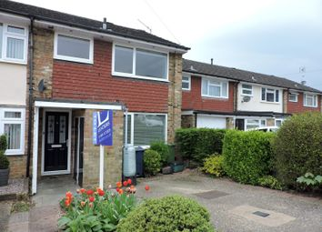 Thumbnail 3 bed end terrace house to rent in Farndale Gardens, Hazlemere, High Wycombe