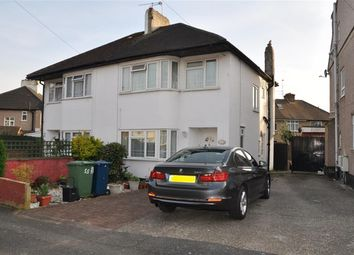 Thumbnail 3 bed semi-detached house for sale in Park Crescent, Harrow Welad