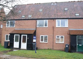 Thumbnail 1 bed maisonette for sale in Willow Bank, New Earswick, York