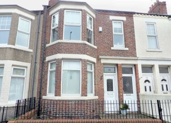Thumbnail 2 bed flat for sale in Chichester Road, South Shields
