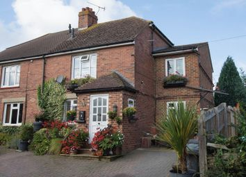 Thumbnail 4 bed semi-detached house for sale in St. Vincents Close, Littlebourne, Canterbury