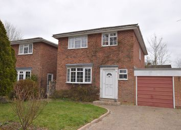 Thumbnail 4 bed link-detached house for sale in Spruce Way, Fleet