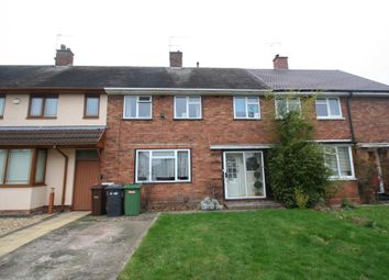 Thumbnail 3 bed terraced house for sale in Slade Road, Wolverhampton