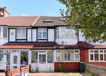 Thumbnail 4 bed terraced house for sale in Dahlia Gardens, Mitcham, Surrey