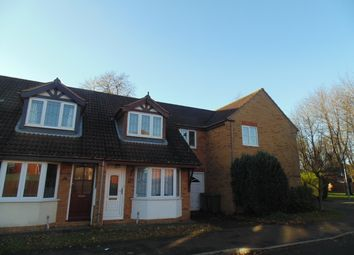 Thumbnail 3 bed terraced house to rent in Firethorne Close, Thorpe Marriott