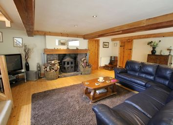 Thumbnail 4 bedroom detached house for sale in Cwmwysg Trecastle, Brecon