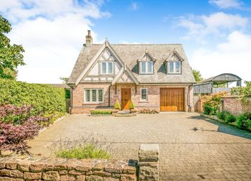 Thumbnail 4 bed detached house for sale in Worthenbury Road, Shocklach, Malpas