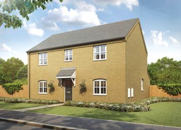 "Thumbnail 4 bed detached house for sale in ""The Horseshoe"" at Lavender Way, Newark"