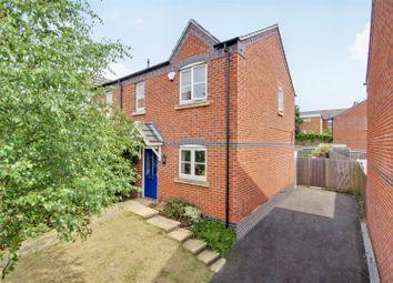 Thumbnail 3 bedroom semi-detached house for sale in Kelham Drive, Sherwood, Nottingham