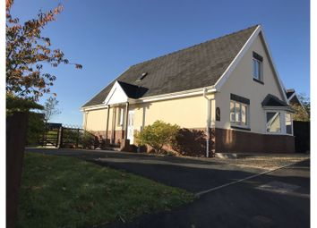 Thumbnail 4 bed detached house for sale in Uwchgwendraeth, Llanelli