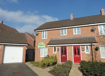Thumbnail 3 bed end terrace house to rent in Fusiliers Close, Stoke Village, Coventry
