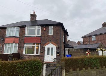 Thumbnail 2 bed semi-detached house for sale in Willow Grove, Blurton, Stoke-On-Trent, Staffordshire