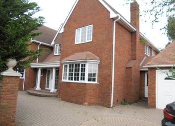 Thumbnail 5 bed detached house for sale in Heath Road, Grays, Essex