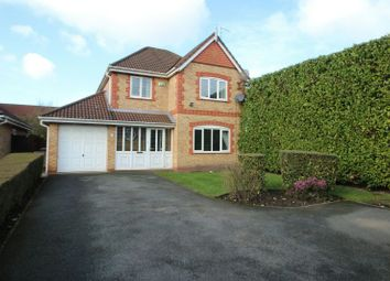 Thumbnail 4 bed detached house for sale in Manor Avenue, Sale